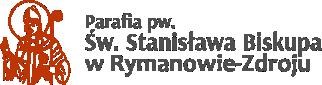 Parafia Rymanów-Zdrój Logo